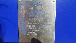 image for: New Alfa Laval Heat Exchanger Model M15-BFD 316SS Plates EPDM Gaskets