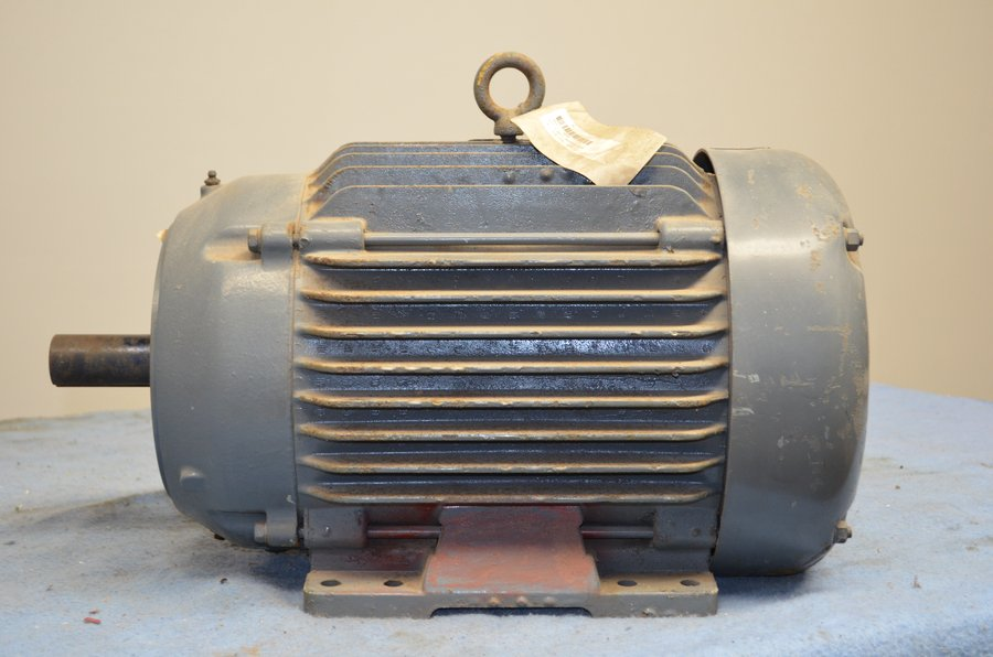 baldor 15 hp frame 254tc electric motor electric motors