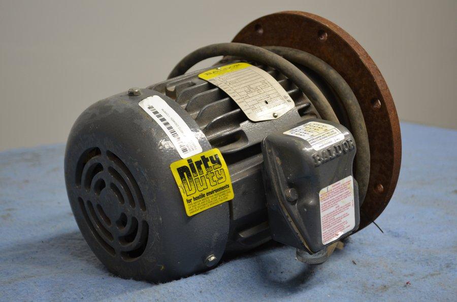 Baldor 2 Hp Frame 145tc Electric Motor Electric Motors Ebay