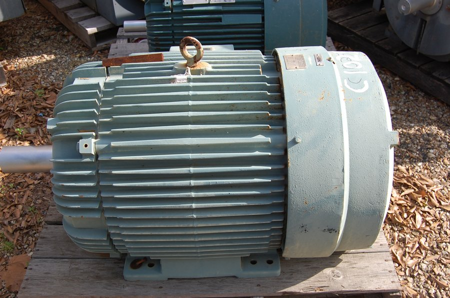 Buy used process equipmentuniversal industrial assets for 100 hp dc motor