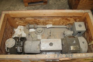 Carver Centrifugal Pump Type LP-M-54203 Size 1.5 x 1-8
