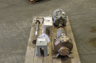 image for: Carver ANSI Centrifugal Pump Type LP-M-54203 Size 1.5 x 1-8