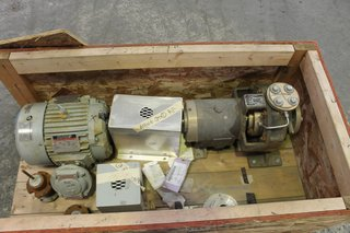 image for: Carver ANSI Centrifugal Pump Type LP-M-54207 Size 1.5 x 1-8