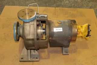 image for: Carver Centrifugal Pump Type LP-M-54207 Size 1.5x1-8 Impeller 5.5""
