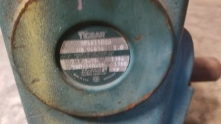 image for: Dodge Tigear Reducer 3.79 HP Size 180/350 15:1 Ratio