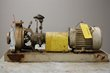 Durco Centrifugal Pump with Reliance Electric Motor