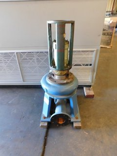 "image for: Fairbanks Morse Vertical Centrifugal Pump 4"" 130 GPM 50ft HD 7.53 Impeller"