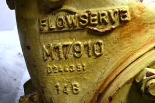 "image for: Flowserve 8"" X 4"" HDX Radially Split Double Suction Pump"