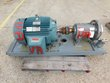 Flowserve Durco Mag Drive Centrifugal Pump LH2X1-10A Reliance 40 HP Motor