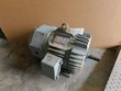 GE Electric Motor 3 HP 1135 RPM, 230/460 Volt, 254TZ Double Shaft Slip Ring