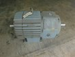 GE Electric Motor 30 HP, 1145 RPM, 230/460 V, 364Z, Slip Ring, Double Shaft