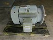 GE Electric Motor 50 HP, 1770 RPM, 230/460 Volts, 326TD Frame, Severe Duty