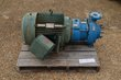 "Goulds Model #3298 Centrifugal Pump 3""x4"" RPM 3600, HP 75, GPM 380, Teflon Lined"