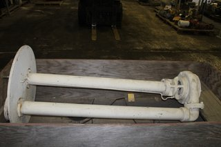 "image for: Goulds model 3171 Submersible Sump Pump 4"" - 6' long A20 Alloy 20"