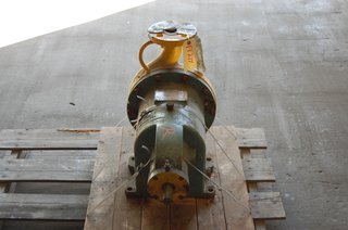 HMD Pumps Ltd. Mag Drive Pump - Model LCS2DSH