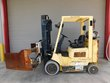 "Hyster LP Gas Propane Forklift S80 6450# Capacity 14"" Cascade Pulp Bale Clamp  #9"