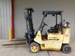 "Hyster LP Gas Propane Forklift S80, 7700# Capacity 60"" Forks 3 Stage #131"