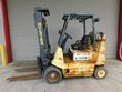 "Hyster LP Gas Propane Forklift S80, 8000# Capacity 42"" Forks 3 Stage #103"