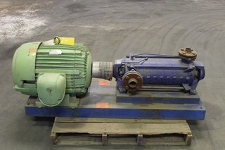 KSB RING SECTION Pump