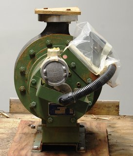 "image for: Lawrence A1HC-MJ Centrifugal Pump 3"" x 2"" 120 GPM 316 SS 3 HP Electric Motor"
