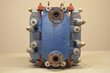 Louisville Graphite Approximately 10 Square ft. Graphite Heat Exchanger