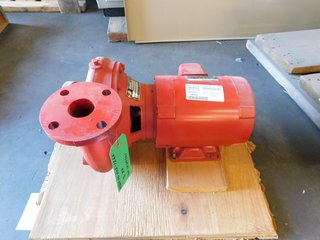 image for: NEW Bell & Gossett End Suction Centrifugal Pump Marathon 5 HP, 125 GPM 2 x 2 1/2