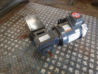 image for: Emerson Morse Gear Drive W/ US Electric Motor .5 HP 208-230/460 V 15:1 Ratio