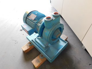 image for: Paco 22-75-730001-1781 Reciprocating Pump 25 GPM 531 TDH 10 HP 208-230/460V