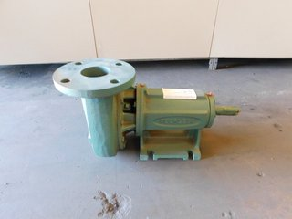 "Peerless F1 825A Horizontal End Suction Pump 8"" Imp Dia. 2.5"" Discharge X 3"""
