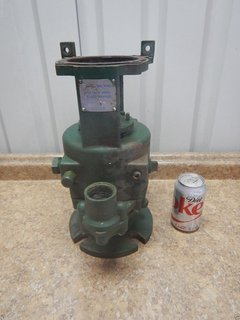 image for: Omnipure Sewage Cutter Pump SCP-1000 Macerator Bronze Marine Sewer