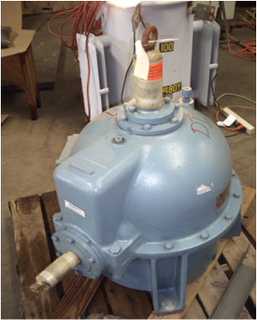 image for: Philadelphia Mixer Cooling Tower Gearbox - Type 3422 Gear Box