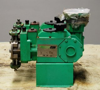 image for: Pulsafeeder Pulsar Hydraulic Metering Diaphragm Pump  3.57 GPH. 20:1 Ratio