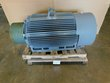Toshiba Induction Electric Motor 200 HP 6 Pole, 449T Frame, 460 Volts, 1185 RPM