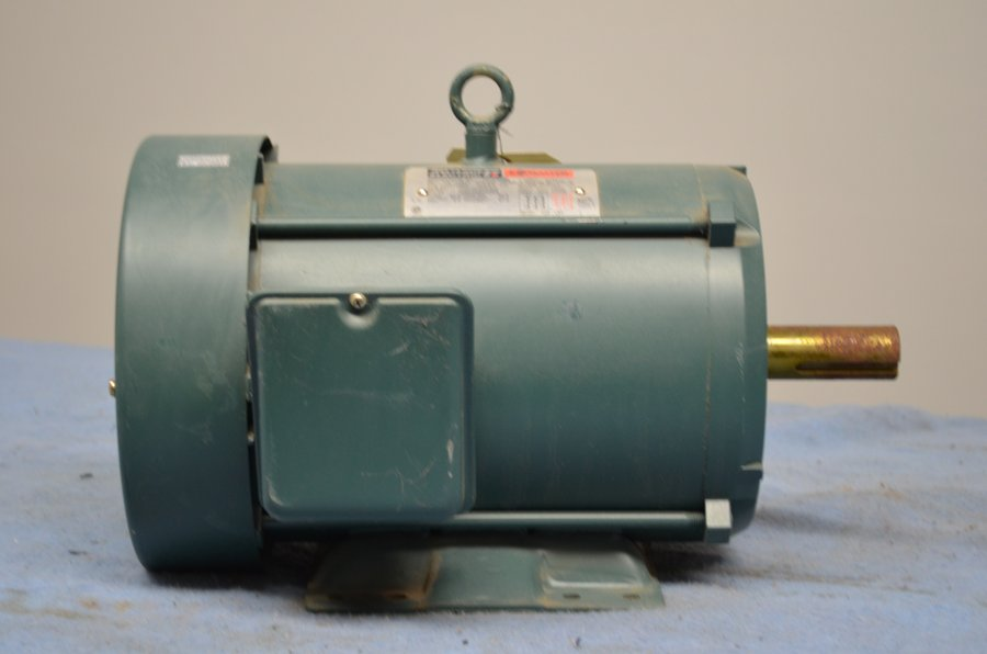 Reliance 7 5 Hp Frame 213t Electric Motor Electric Motors