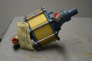 image for: S C Hydraulic Engineering Air Powered Pump Model 10-600 30