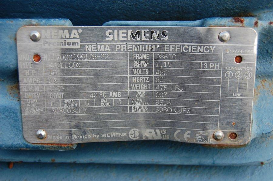 Buy used process equipmentuniversal industrial assets for Siemens electric motors catalog