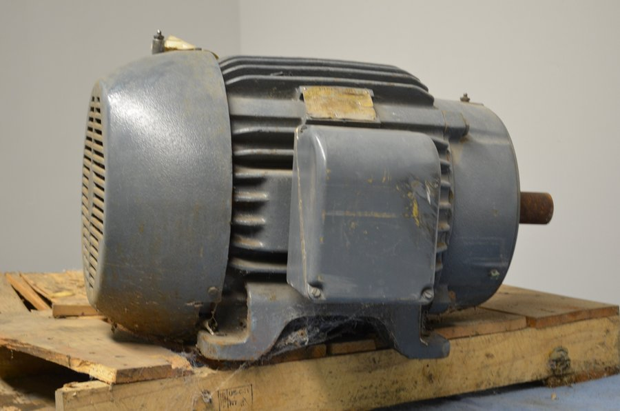 Siemens Allis 50 Hp Frame 326t Electric Motor Electric