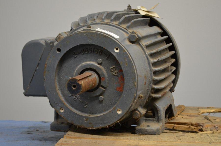 Siemens Allis 50 Hp Frame 326t Electric Motor Electric