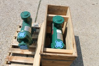 "Sundyne Can Centrifugal Pump Model: HQ21C-R3NHT-01D1 Size: 2"" x 1"""