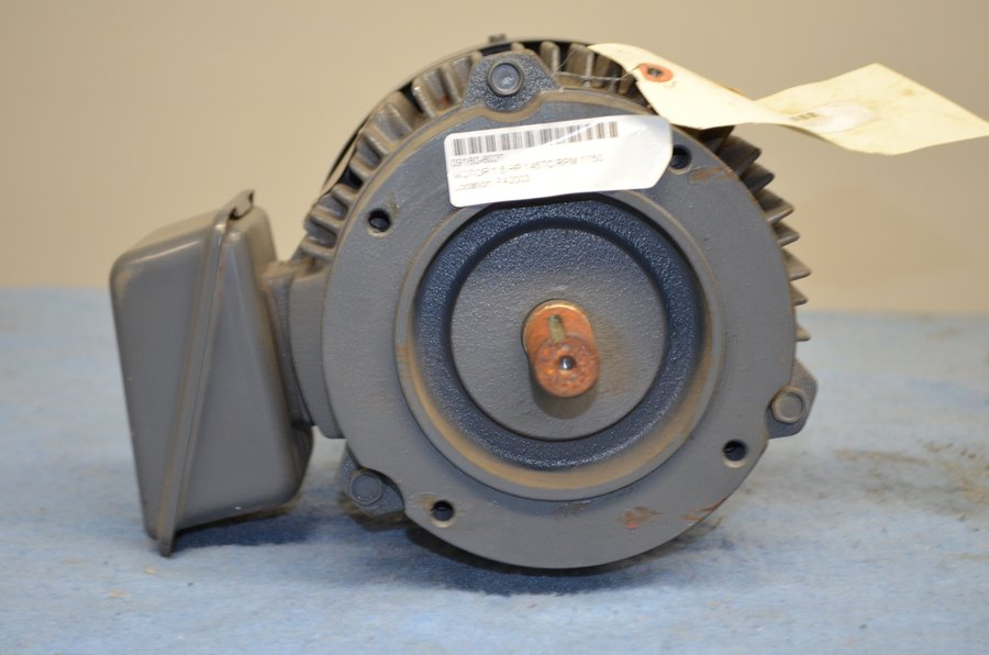 toshiba 1 5 hp frame 145tc electric motor electric motors