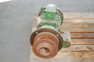 Tri Clad (Reconditioned) Centrifugal Pump - Model 5K215DP77203 XC