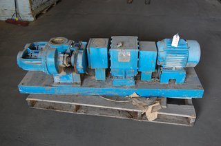 Tuthill Lobe Pump - Model 330-DI w/ Reliance Motor