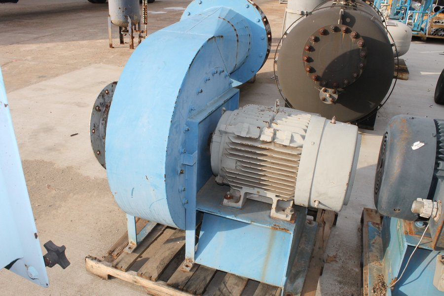 Twin City Fans And Blowers : Buy used process equipmentuniversal industrial assets