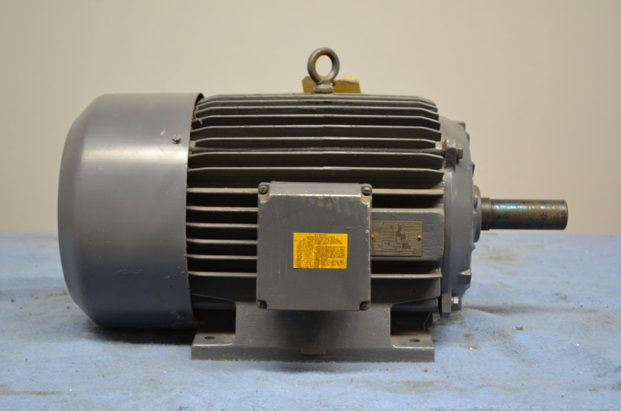 Vanguard 20 hp frame 256t electric motor electric motors for 20 hp dc motor